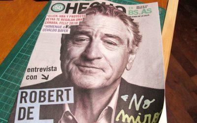 Peyka en la revista Hecho en Buenos Aires