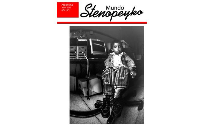 Bienvenida, la revista Mundo Stenopeyko