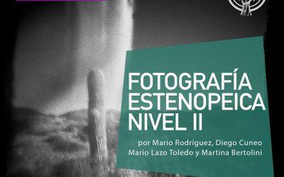Nuevo taller online: Estenopeica nivel II