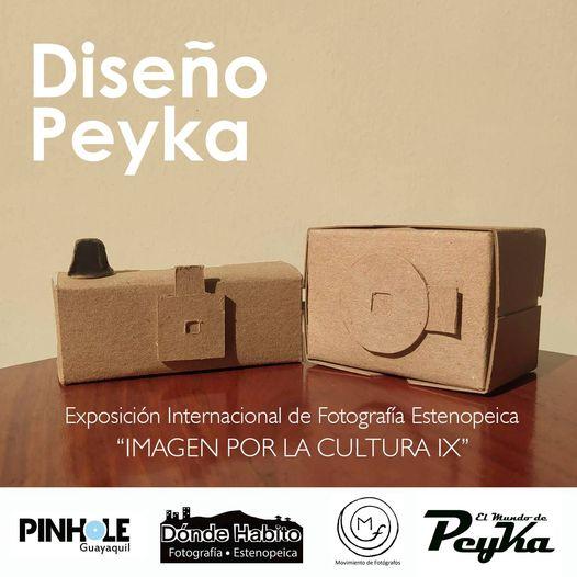 La Peyka como símbolo de la Fotografía Estenopeica
