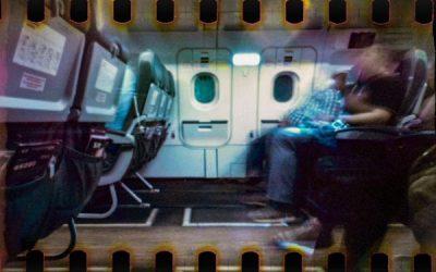 """""""Aeropuertos"""" Un viaje a medias"""