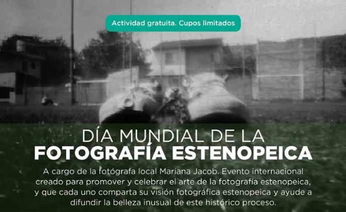 Día Mundial de la Fotografía Estenopeica en Florencio Varela